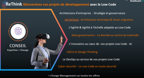 Low Code Conseil